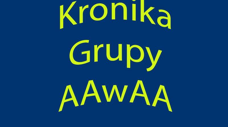 Kronika grupy AAwAA