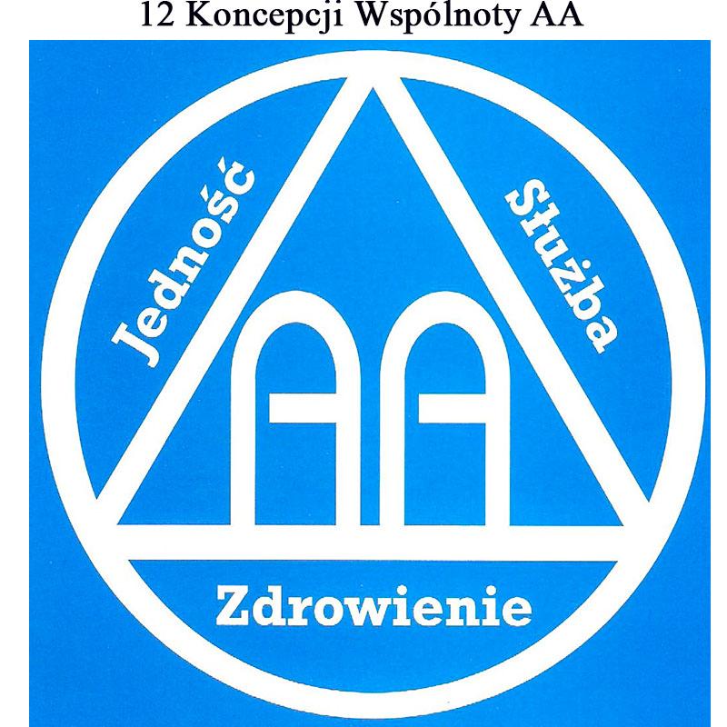 12 Koncepcji Wspólnoty AA
