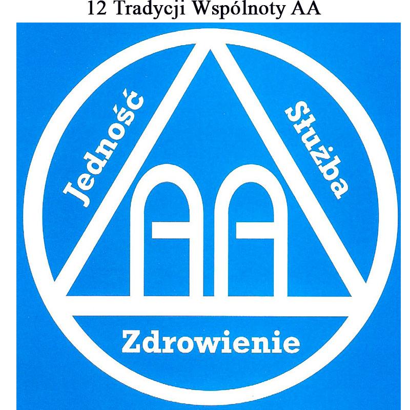 12 Tradycji Wspólnoty AA