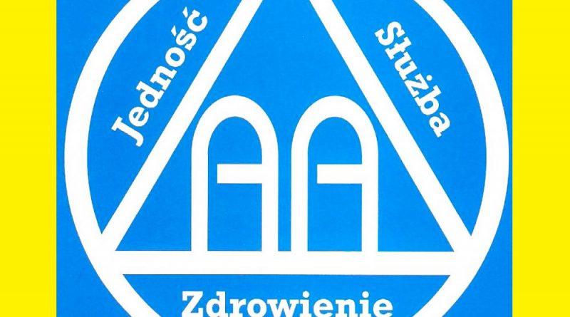 Wspólnota AA - logo